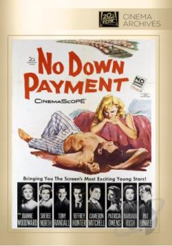 No Down Payment DVD Cover Art