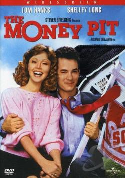 Money Pit DVD Cover Art