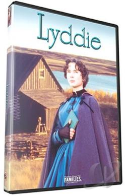 Lyddie DVD Cover Art