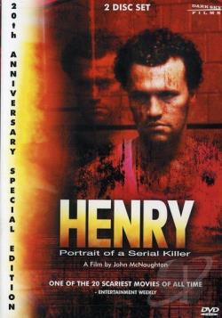 Henry: Portrait Of A Serial Killer DVD Cover Art