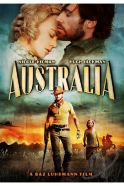 Australia DVD Cover Art