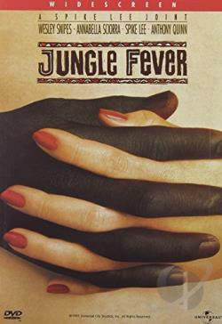 Jungle Fever DVD Cover Art