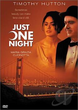 Just One Night DVD Cover Art