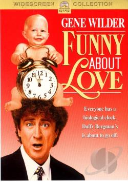 Funny About Love DVD Cover Art
