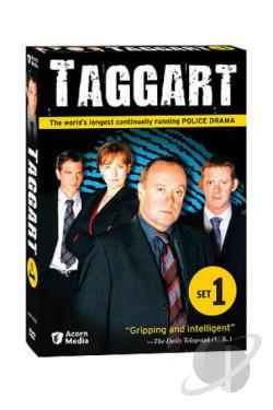Taggart - Set 1 DVD Cover Art