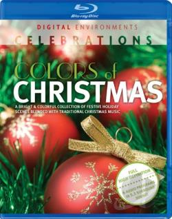 Colors of Christmas BRAY Cover Art