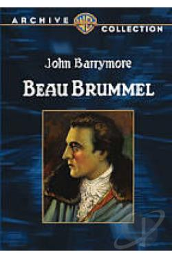 Beau Brummel DVD Cover Art