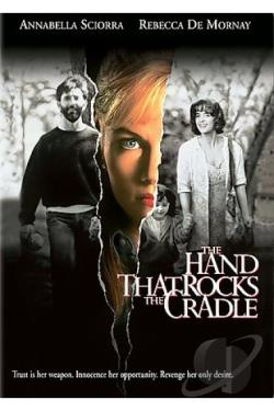 Hand That Rocks the Cradle DVD Cover Art