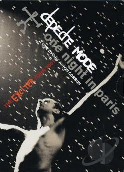 Depeche Mode - One Night In Paris: The Exciter Tour 2001 DVD Cover Art