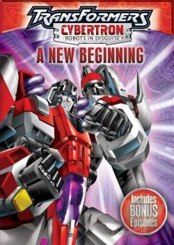 Transformers Cybertron - Robots in Disguise, A New Beginning movie