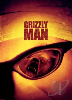 Grizzly Man DVD Cover Art