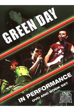 Green Day - In Performance DVD Cover Art