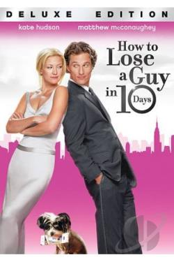 How to Lose a Guy in 10 Days DVD Cover Art