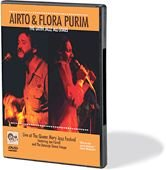 Purim, Airto & Flora: Latin Jazz All-Stars DVD Cover Art