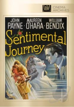 Sentimental Journey DVD Cover Art