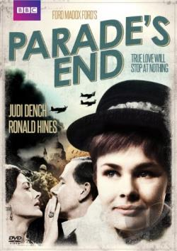 Parade's End DVD Cover Art