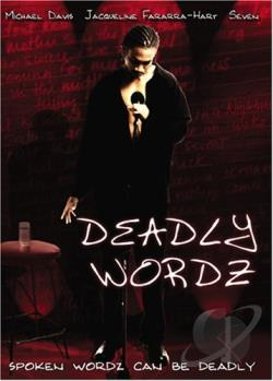 Deadly Wordz DVD Cover Art