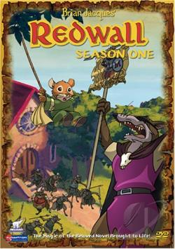 Redwall - Season 1 DVD Cover Art