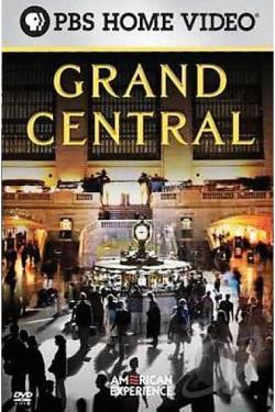 American Experience - Grand Central DVD Cover Art