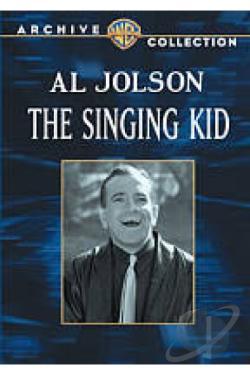 Singing Kid DVD Cover Art