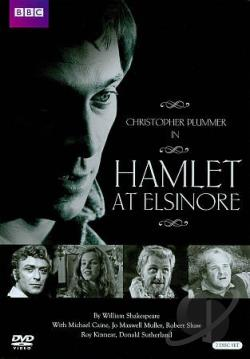 Hamlet at Elsinore DVD Cover Art