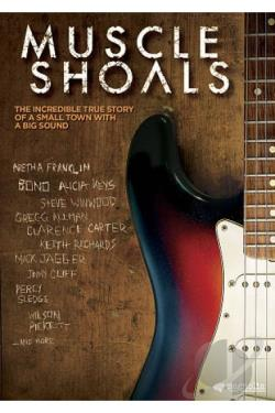 Muscle Shoals DVD Cover Art