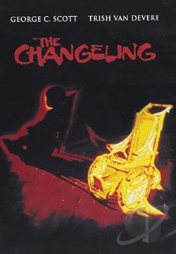 Changeling DVD Cover Art