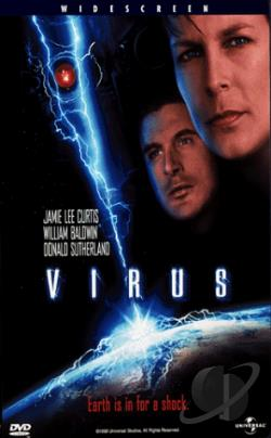 Virus DVD Cover Art