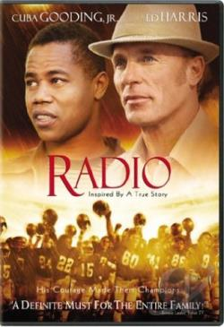 Radio DVD Cover Art