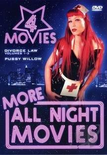 More All Night Movies - Four Movie Set DVD Cover Art