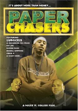 Paper Chasers DVD Cover Art