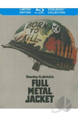 Full Metal Jacket BRAY Cover Art