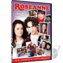 Roseanne - The Complete Fifth Season DVD Cover Art