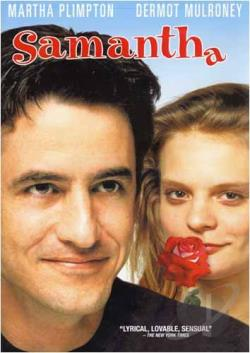 Samantha DVD Cover Art