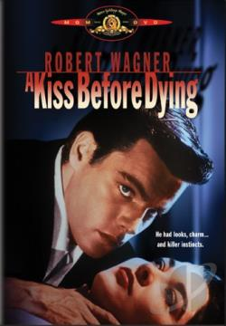 Kiss Before Dying DVD Cover Art