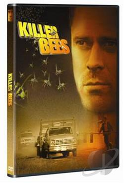 Killer Bees DVD Cover Art