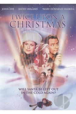 Twice Upon a Christmas DVD Cover Art