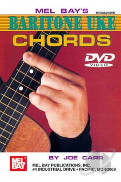 Joe Carr: Baritone Uke Chords DVD Cover Art