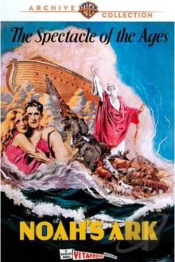 Noah's Ark DVD Cover Art