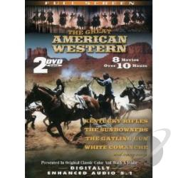 Great American Western, Vol. 8 DVD Cover Art