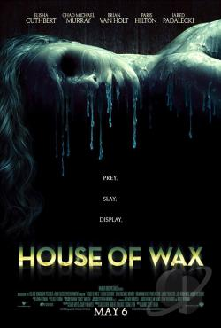 House of Wax DVD Cover Art