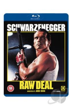 Raw Deal BRAY Cover Art