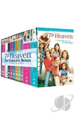 7th Heaven - The Complete Series DVD Cover Art