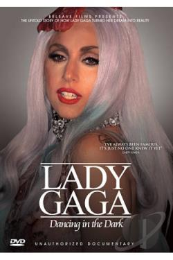 Lady Gaga: Dancing In The Dark - Unauthorized Documentary DVD Cover Art
