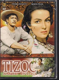 Tizoc Amor Indio DVD Cover Art