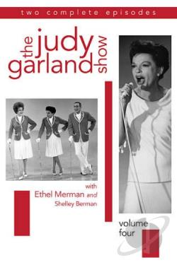 Judy Garland Show, Vol. 4 DVD Cover Art