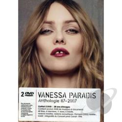 Vanessa Paradis: Anthologie 87-2007 DVD Cover Art
