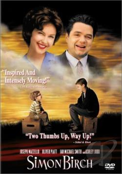 Simon Birch DVD Cover Art