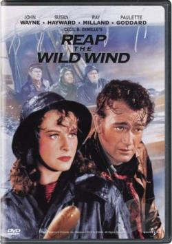 Reap the Wild Wind DVD Cover Art