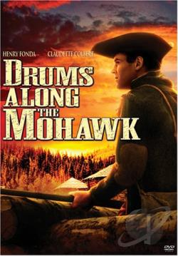 Drums Along the Mohawk DVD Cover Art